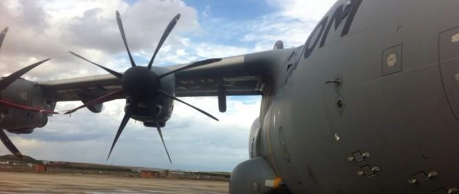 Recordamos el 75 aniversario de la aviación militar española.