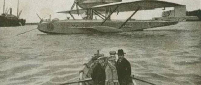 """Recordamos el vuelo del """"Plus Ultra"""", del """"Voyager"""" y del Tupolev 144, y no descuidamos la carga y el centrado de las aeronaves…."""
