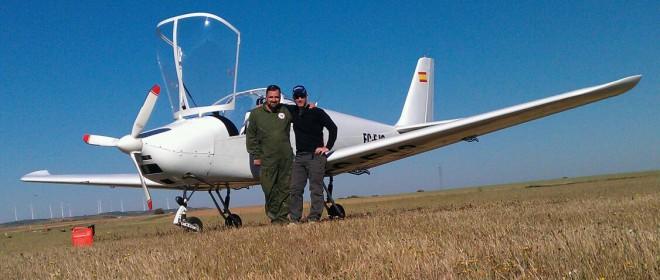 Ingenieros, mecánicos, pilotos……una representación del mundo de la aviación