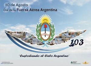 Fuerza Aerea Argentina 103 años